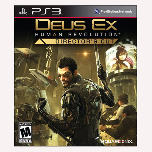 Deus Ex Human Revolution -Director's Cut - PS3