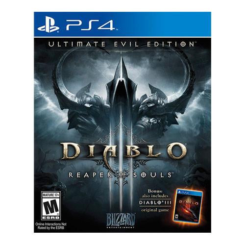 Diablo 3: Reaper of Souls - Ultimate Evil Edition - PS4