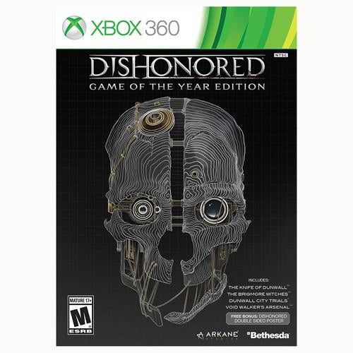 Dishonored Game of the Year Edition - 360