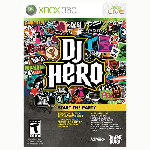 Dj Hero Stand Alone Software - 360