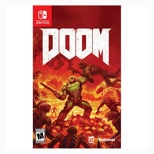 Doom - Switch - Nuevo Y Sellado