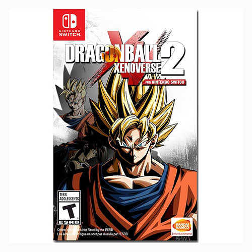 Dragon Ball: Xenoverse 2 - Switch
