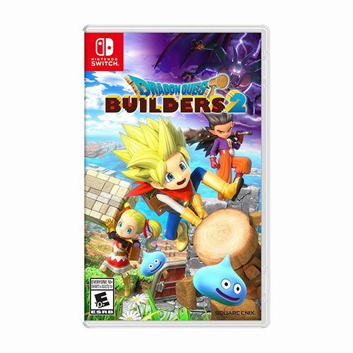 Dragon Quest Builders 2 - Switch - Original Físico Nuevo Sellado Garantizado - (GEEKSTOP)