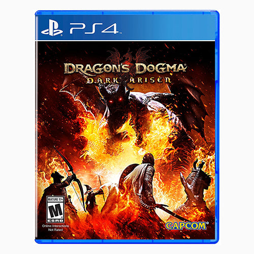 Dragon's Dogma: Dark Arisen - Playstation 4
