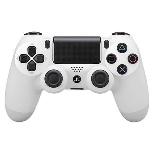 DualShock 4 Wireless Controller Blanco - PS4