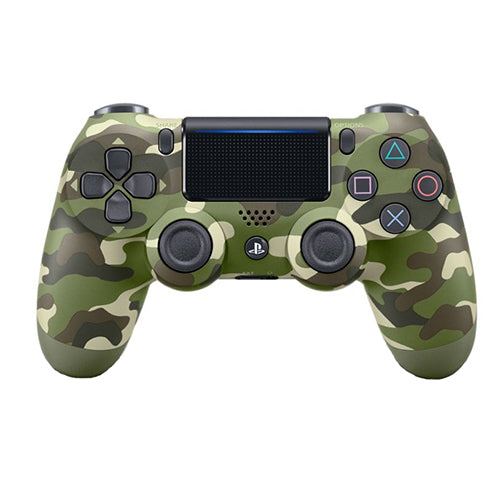 DualShock 4 Wireless Controller Green Camouflage - PS4