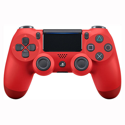 DualShock 4 Wireless Controller Magma Red - PS4 - Nuevo y Sellado