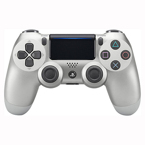 DualShock 4 Wireless Controller Silver - PS4