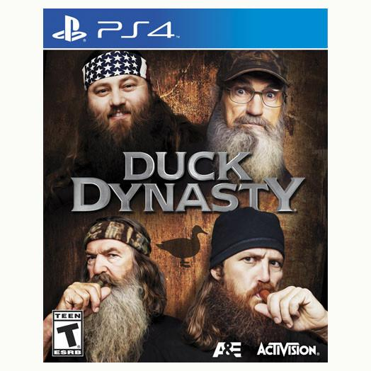 Duck Dynasty - Playstation 4
