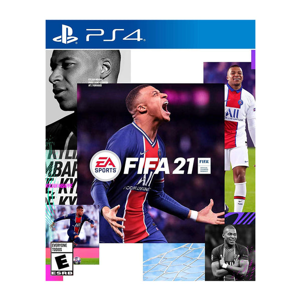 FIFA 21 - Playstation 4 - Standard Edition - LATAM-Spanish/English/French