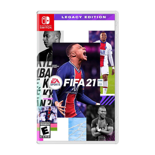 FIFA 21 - Legacy Edition - SWITCH