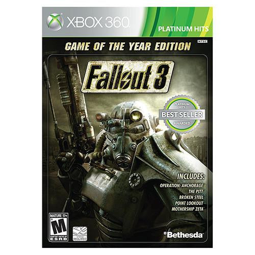 Fallout 3: Game of The Year Edition - 360