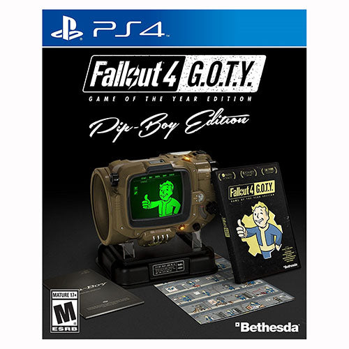 Fallout 4: GOTY Pip-Boy Edition- PS4