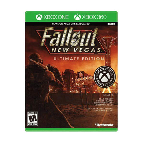 Fallout: New Vegas - Ultimate Edition - XBOX ONE