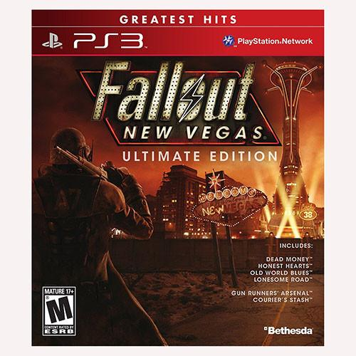 Fallout: New Vegas - Ultimate Edition - PS3
