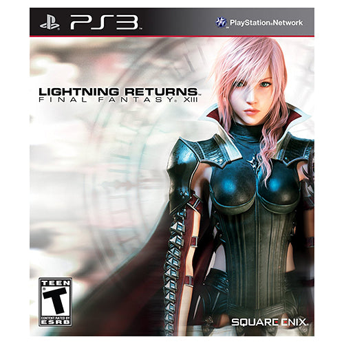 Final Fantasy XIII: Lightning Returns - PS3