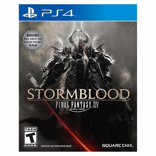 Final Fantasy 15: Stormblood - Playstation 4