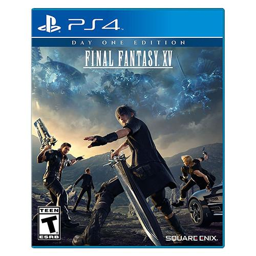 Final Fantasy XV - Day 1 Edition - Playstation 4