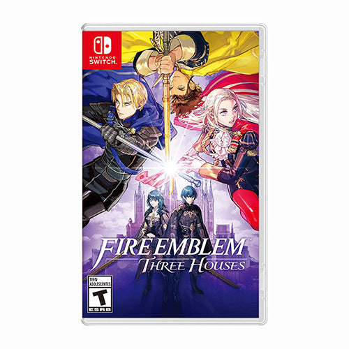 Fire Emblem: Three Houses - Switch - Original Físico Nuevo Sellado Garantizado - (GEEKSTOP)