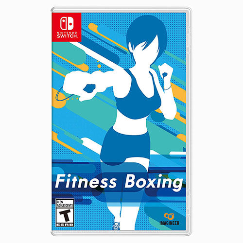 Fitness Boxing - Switch - Nuevo Y Sellado