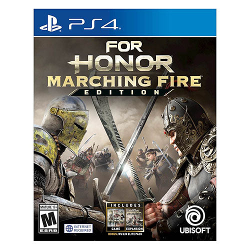 For Honor: Marching Fire Edition  - Playstation 4