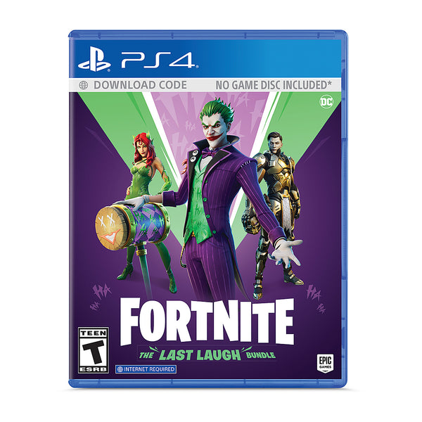 Fortnite: The Last Laugh Bundle - Playstation 4 - USA