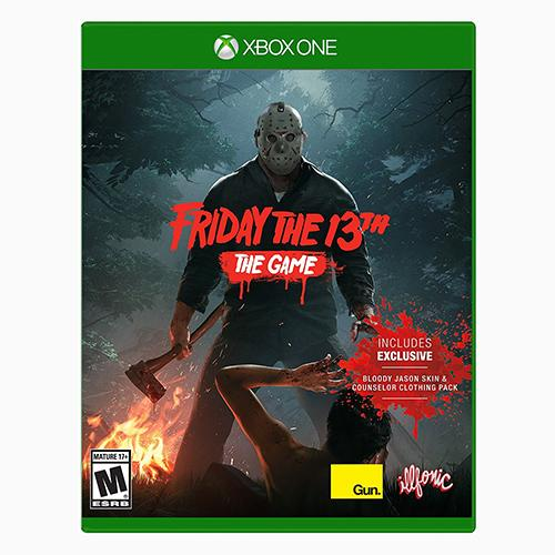 Friday The 13th: The Game - XBONE
