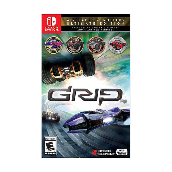 GRIP: Combat Racing - AirBlades vs. Rollers Ultimate Edition - Nintendo Switch
