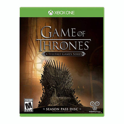 Game of Thrones - A Telltale Game Series - XBOX ONE