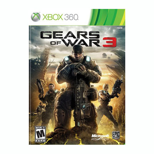 Gears of War 3 - 360