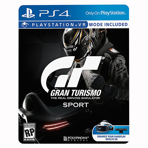 Gran Turismo Sport - Limited Edition - PS4