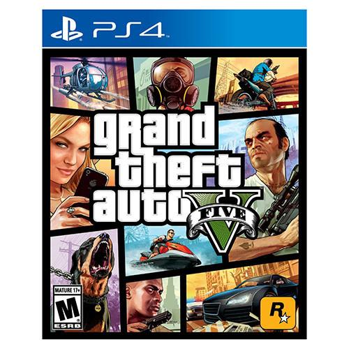 Grand Theft Auto V - PS4 - Nuevo y Sellado