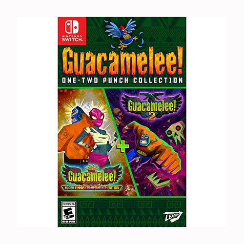 Guacamelee! One-Two Punch Collection - Switch - Original Físico Nuevo Sellado Garantizado - (GEEKSTOP)