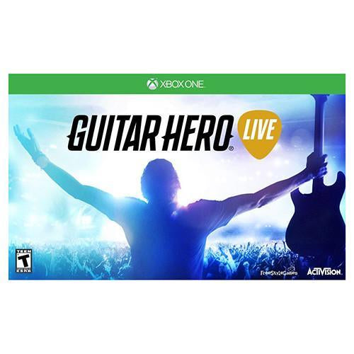 Guitar Hero Live - Game and 1 Guitar - XBONE