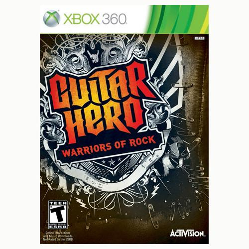 Guitar Hero: Warriors of Rock - 360