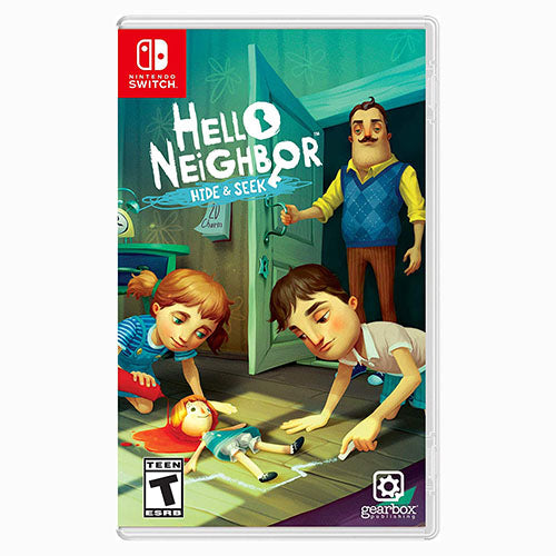 Hello Neighbor: Hide & Seek - Switch