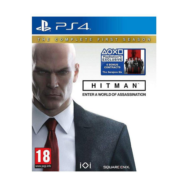 Hitman: The Complete First Season - Playstation 4 - EU