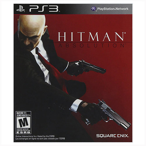 Hitman: Absolution - PS3 - Nuevo Y Sellado