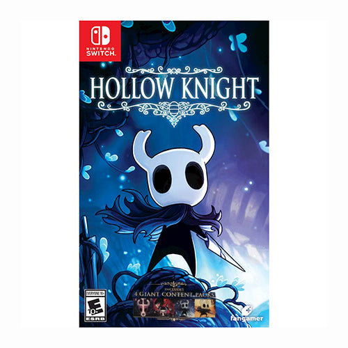 Hollow Knight - Switch - Original Físico Nuevo Sellado Garantizado - (GEEKSTOP)