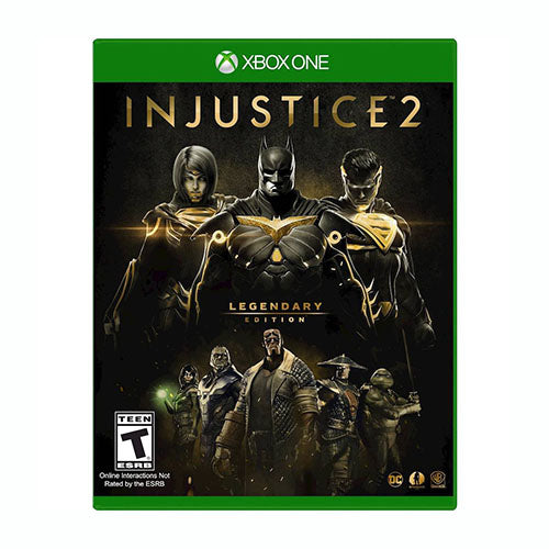 Injustice 2 -Legendary Edition - XBOX ONE