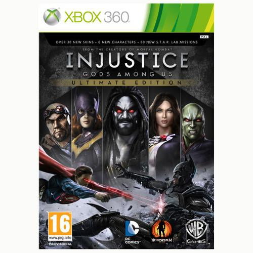 Injustice: Gods Among Us - Ultimate Edition - 360