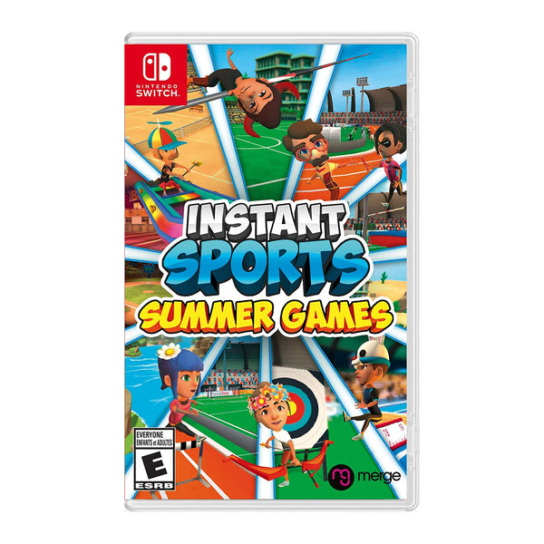 Instant Sports - Summer Games - Switch
