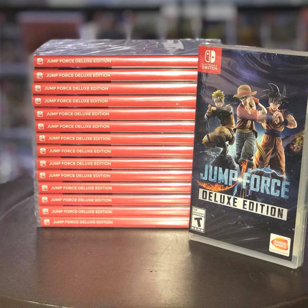 Jump Force Deluxe Edition - Switch
