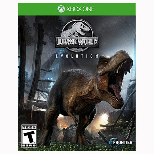 Jurassic World Evolution - XBONE