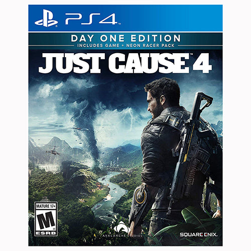 Just Cause 4 - Day One Edition - PS4 - Nuevo y Sellado