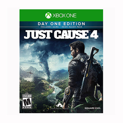 Just Cause 4 - Day One Edition - XBONE - Nuevo Y Sellado