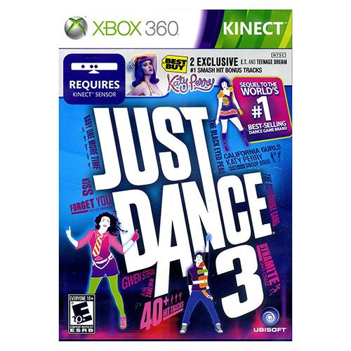 Just Dance 3 - 360 - Nuevo Y Sellado