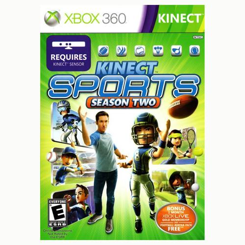 Kinect Sports: Season Two - 360 - Nuevo Y Sellado