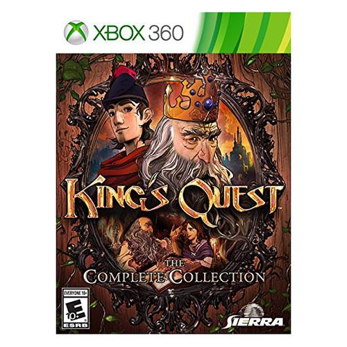 King's Quest - The Complete Collection - 360 - Original Físico Nuevo Sellado Garantizado - (GEEKSTOP)