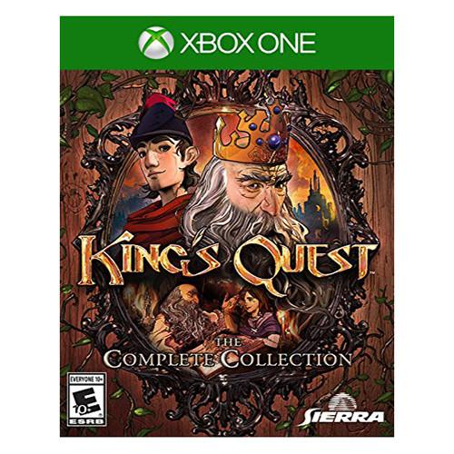 King's Quest - The Complete Collection - XBOX ONE